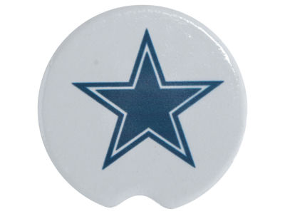 Dallas Cowboys 2 Pack Car Coasters
