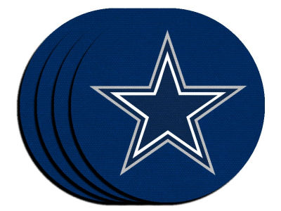 Dallas Cowboys 4-pack Neoprene Coaster Set