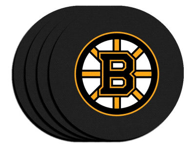Boston Bruins 4-pack Neoprene Coaster Set
