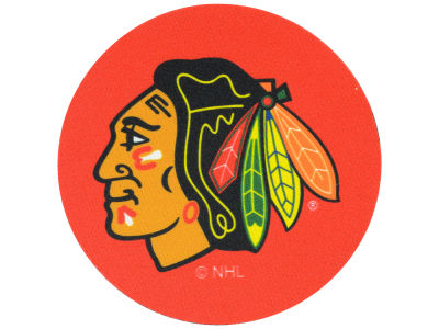 Chicago Blackhawks 4-pack Neoprene Coaster Set