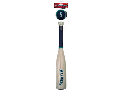 Seattle Mariners Grand Slam Softee Bat and Ball Set