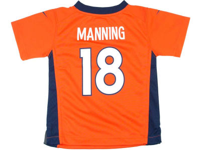 Denver Broncos Peyton Manning NFL Infant Game Jersey
