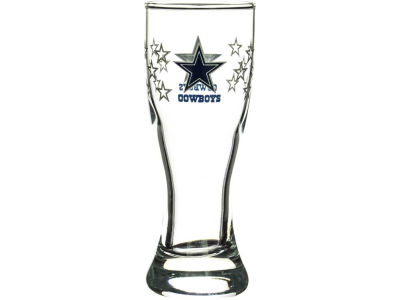 Dallas Cowboys Satin Etch Mini Pilsner