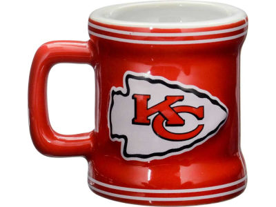 Kansas City Chiefs 2oz Mini Mug Shot