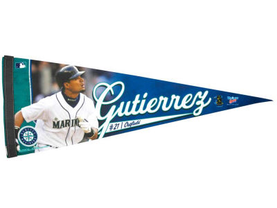 Seattle Mariners 12x30in Pennant