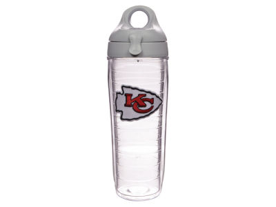 Kansas City Chiefs 25oz Tervis Water Bottle