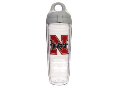 Nebraska Cornhuskers 25oz Tervis Water Bottle