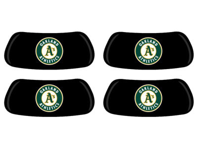 Oakland Athletics 2 Pair Eyeblack Sticker
