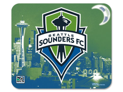Seattle Sounders FC Mouse Pad WIN