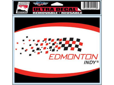 Edmonton Grand Prix EI 2012 Event Decal