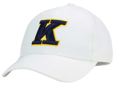 Kent State Golden Flashes Top of the World NCAA White PC Cap