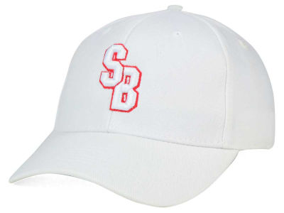 Stonybrook University Seawolves Top of the World NCAA White PC Cap