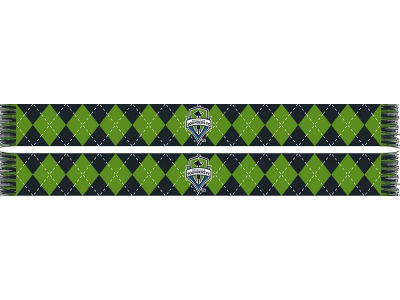 Seattle Sounders FC MLS Argyle Scarf