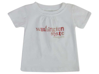 Washington State Cougars NCAA Newborn Girlie T-Shirt