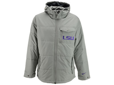 LSU Tigers Nike NCAA LC Conference Baffle Jacket