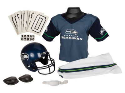 Seattle Seahawks Deluxe Team Uniform Set