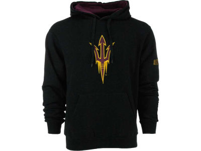 Arizona State Sun Devils Colosseum NCAA Men's Big Logo Hoodie