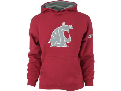 Washington State Cougars NCAA Youth Big Logo Hoodie