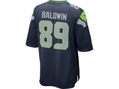 Seattle Seahawks Doug Baldwin Nike NFL Men's Game Jersey