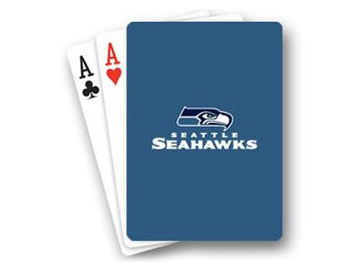Seattle Seahawks Playing Cards