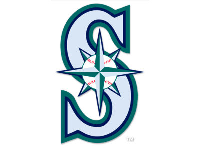 Seattle Mariners Die Cut Color Decal 8in X 8in