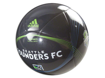 Seattle Sounders FC adidas MLS Tropheo Team Ball