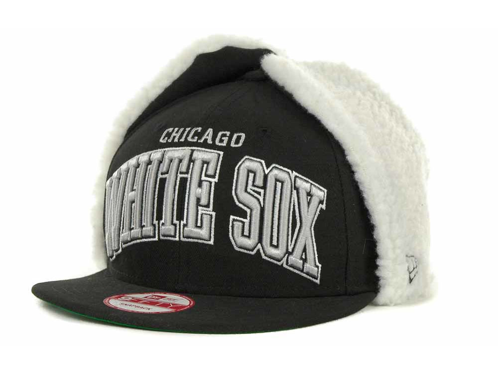 Chicago White Sox New Era Mlb Dog Ear 9fifty Snapback Cap Lids 06cc2d59a622