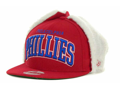 Philadelphia Phillies New Era MLB Dog Ear 9FIFTY Snapback Cap