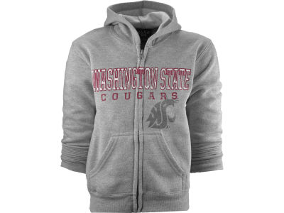 Washington State Cougars Blue 84 NCAA Youth Zip Hoodie