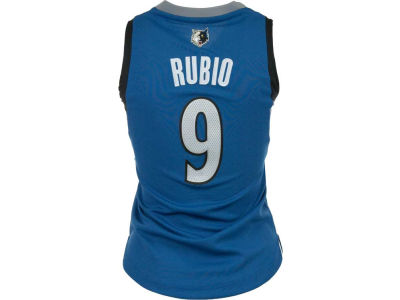 Minnesota Timberwolves Ricky Rubio NBA Youth Revolution 30 Swingman Jersey