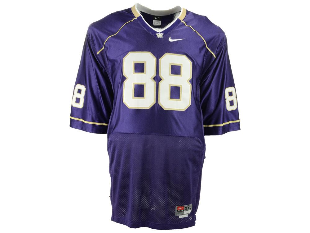 new product d0fff 2b26a Washington Huskies UW #86 Nike NCAA Twill Football Jersey