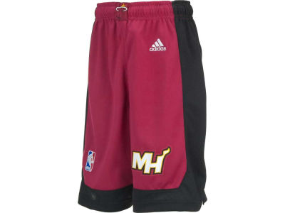 Miami Heat NBA Youth Replica Shorts