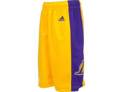 Los Angeles Lakers NBA Youth Replica Shorts