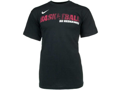 Seattle Redhawks Nike NCAA Basic Mascot Logo T-Shirt