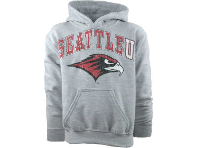 Seattle Redhawks NCAA Youth Mascot Hoodie