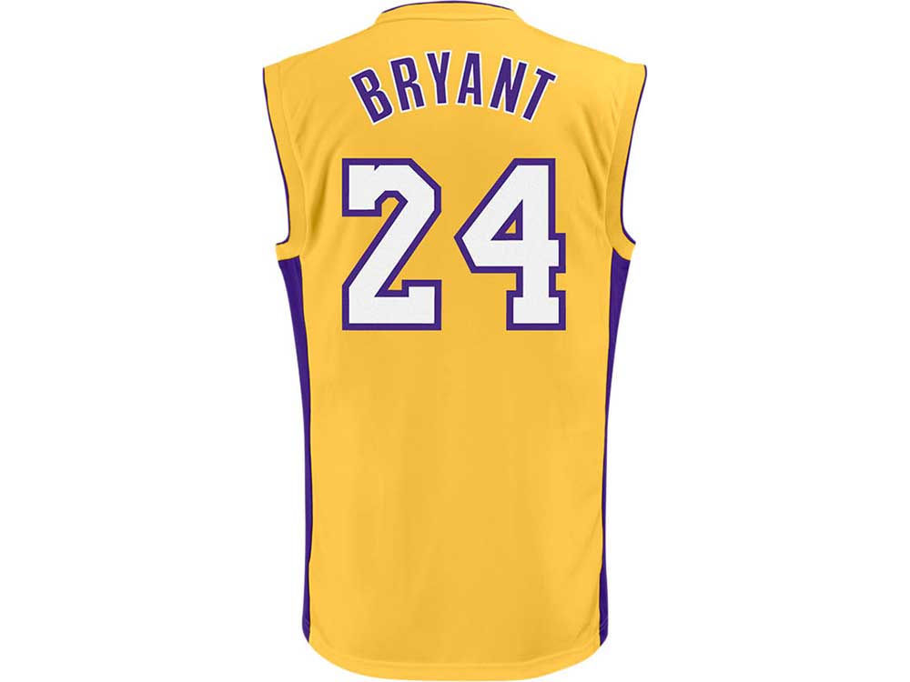 2a217941df7f ... Baby Lakers Los Angeles Lakers Kobe Bryant NBA Toddler Replica Jersey  ...
