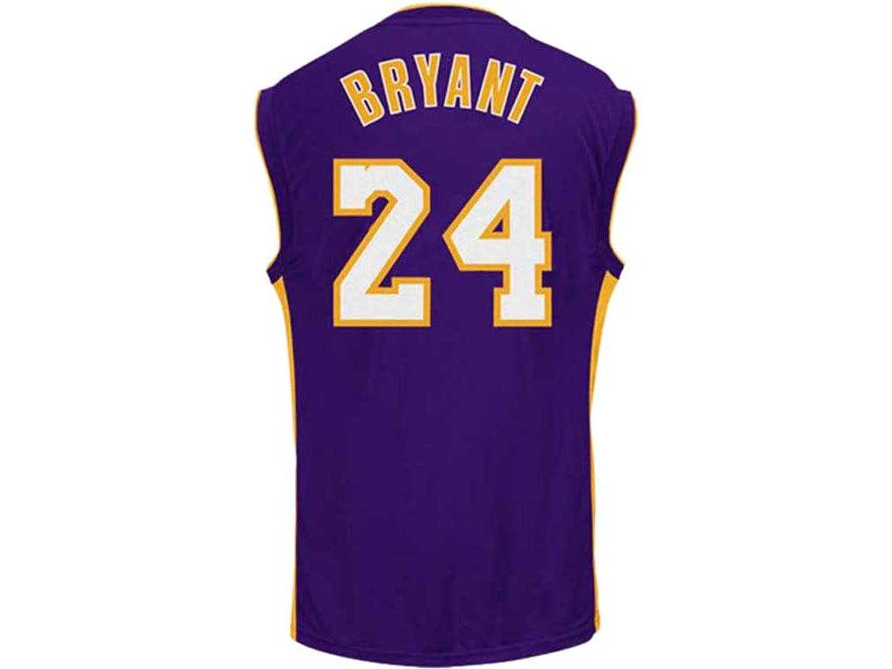 Los Angeles Lakers Kobe Bryant NBA Toddler Replica Jersey  c71039b87