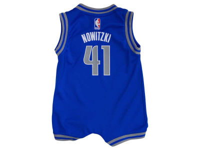 Dallas Mavericks Dirk Nowitzki NBA Infant Replica Jersey