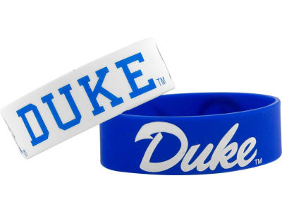 Duke Blue Devils 2-pack Wide Bracelet