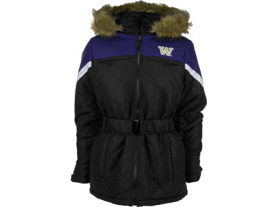 Washington Huskies GIII NCAA Womens Locker Jacket