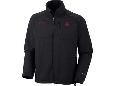 Washington State Cougars NCAA Ascender Softshell Jacket