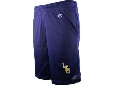 LSU Tigers NCAA Champion Mesh Short