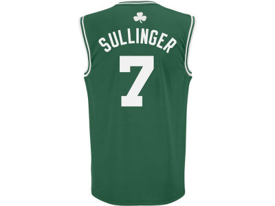 Boston Celtics Jared Sullinger adidas NBA Rev 30 Replica Jersey