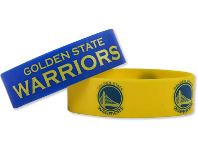 Golden State Warriors 2-pack Wide Bracelet