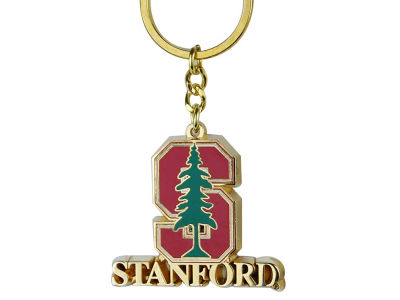 Stanford Cardinal Heavyweight Keychain