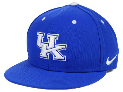 Kentucky Wildcats Nike NCAA Nike Team Sports Authentic Fitted Baseball Cap
