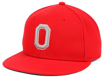 Ohio State Buckeyes Nike NCAA Nike Team Sports Authentic Fitted Baseball Cap