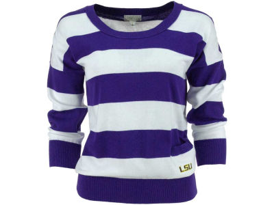 LSU Tigers NCAA VESI Womens 3/4 Rugby