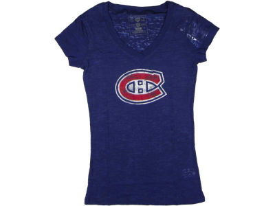 Montreal Canadiens NHL CN Womens Valerie T-Shirt