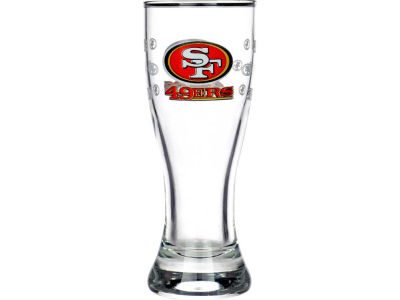 San Francisco 49ers Satin Etch Mini Pilsner